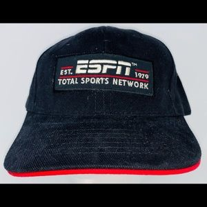 Other - ESPN Logo Total Sports Network Hat